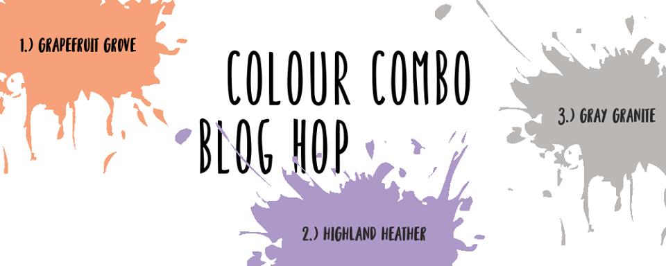 Colour Combo Blog – April
