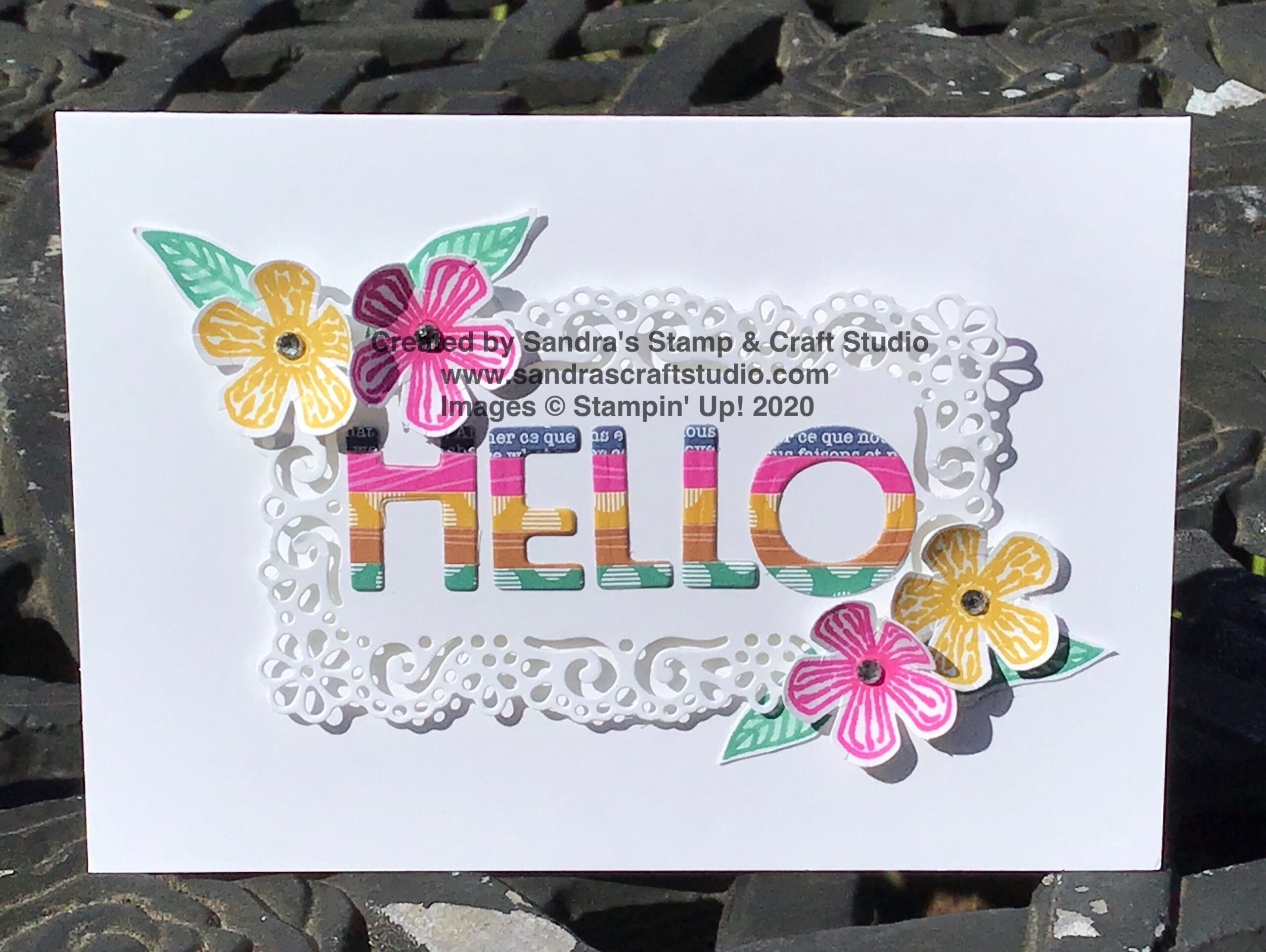 Stamptastic Friends – New In-Colours