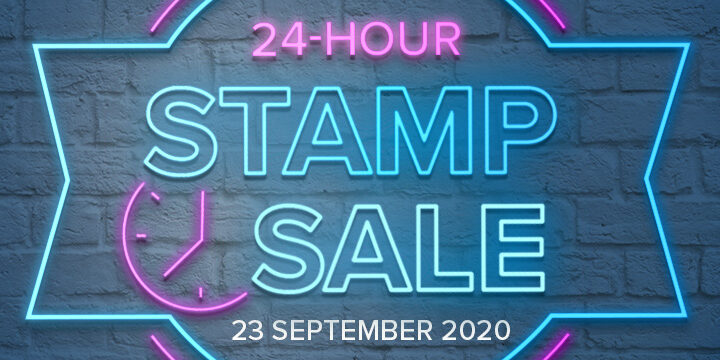 Handmade cards created using stamps featured in the 24hr Flash Stamp Sale on 23rd September 2020