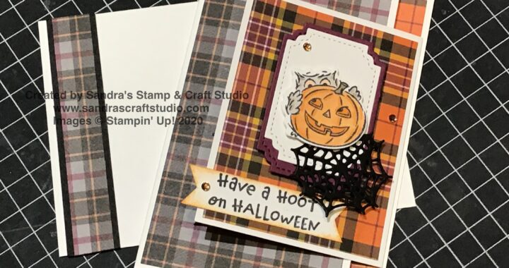 Have A Hoot Flip Flap card