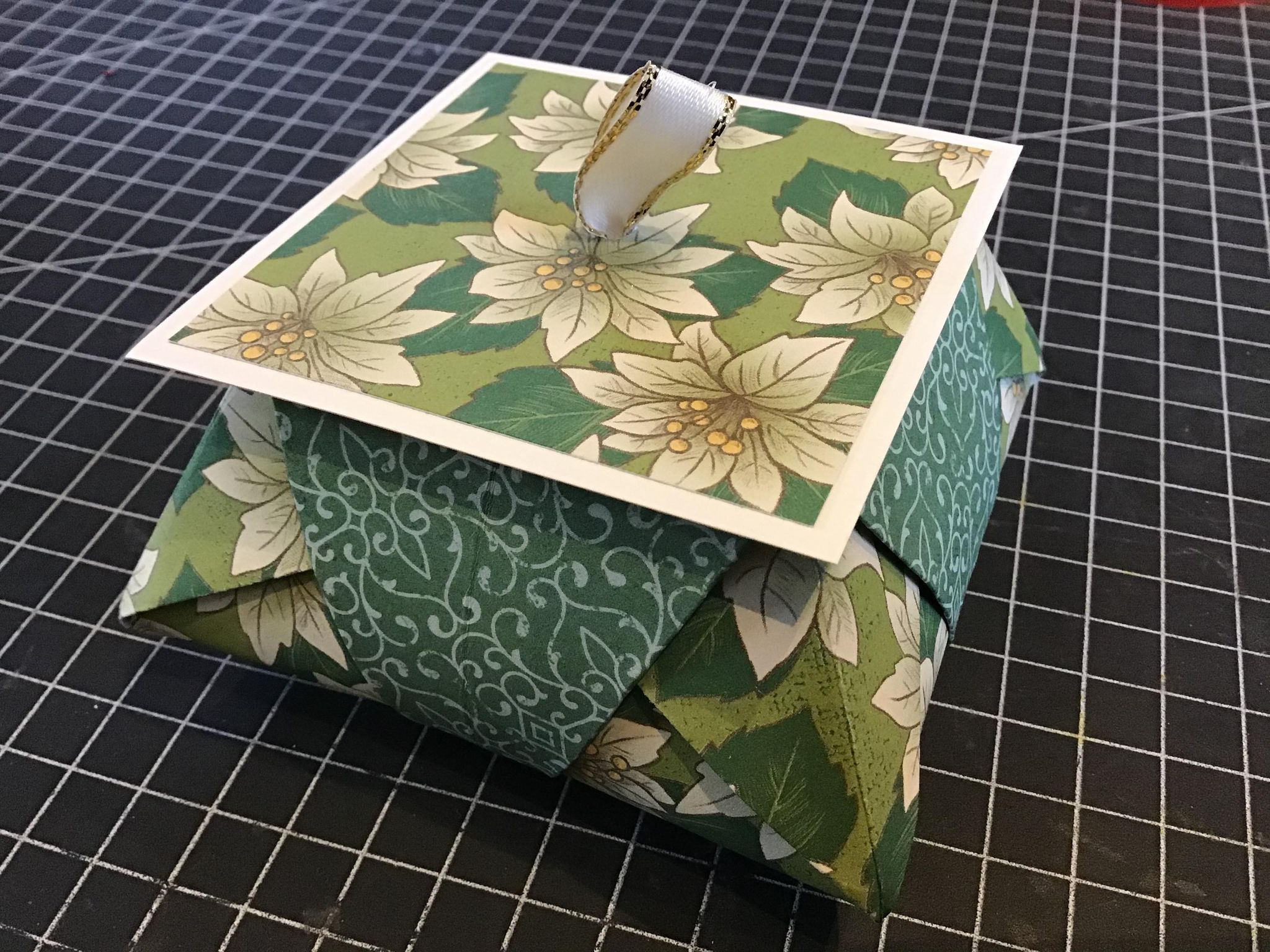 PAPERCRAFT BLOG HOP  ~ Gift Packaging