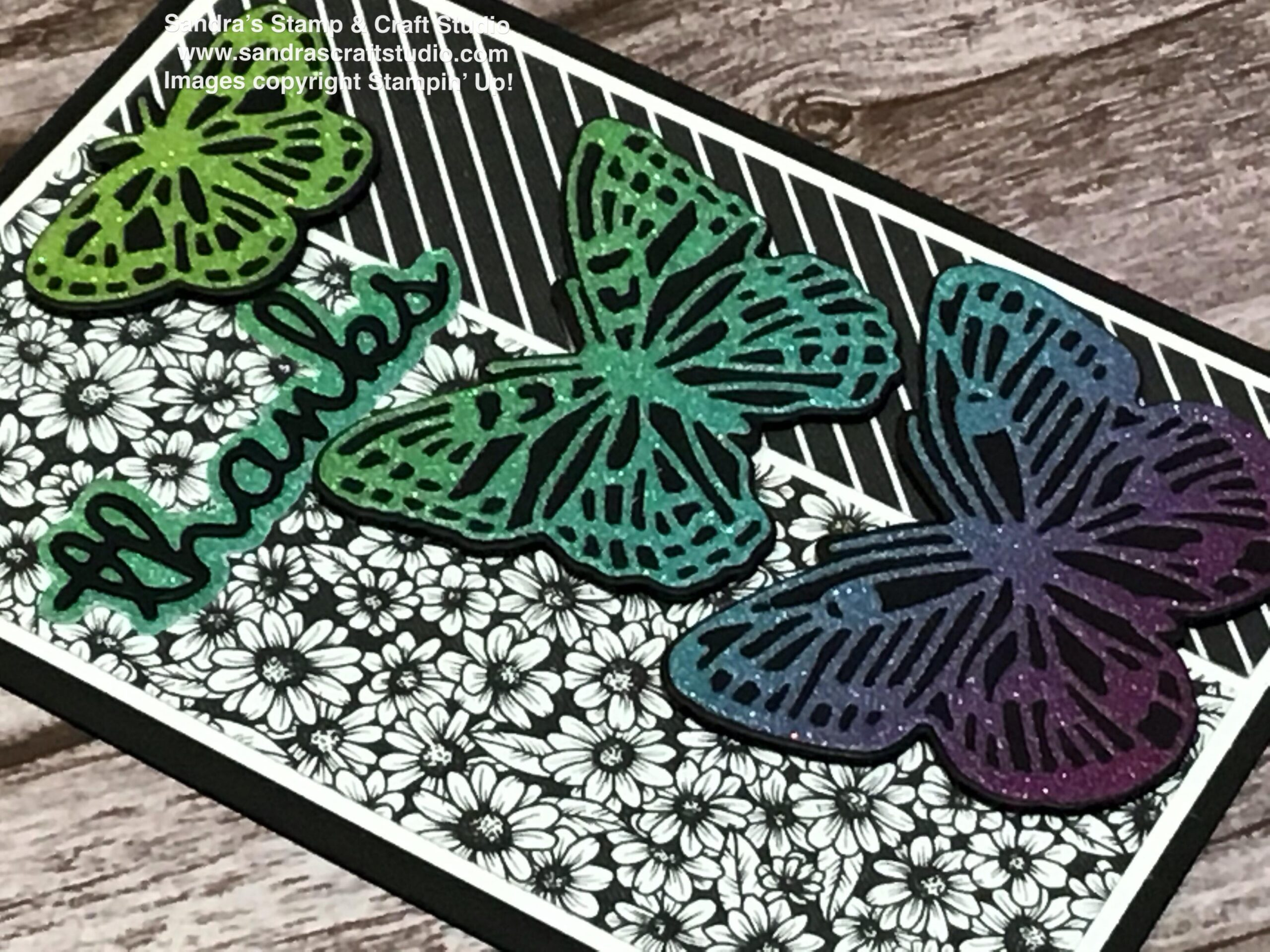 'New' Butterfly Brilliance Bundle for ICS Blog Hop
