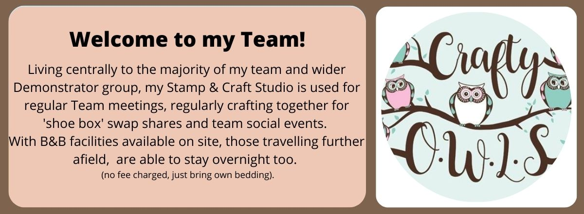 JOIN Stampin' Up! - Welcome to my Team