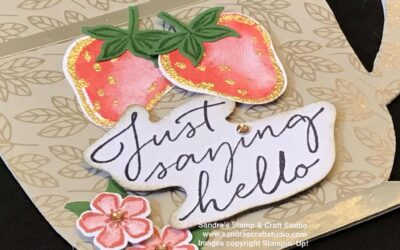'Thinking of You ~ Girls' for Paper Craft Blog Hop
