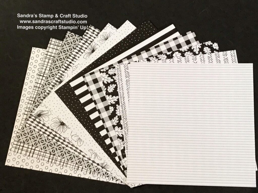 Gorgeous Pattern Party Designer Series Paper  could be your FREE