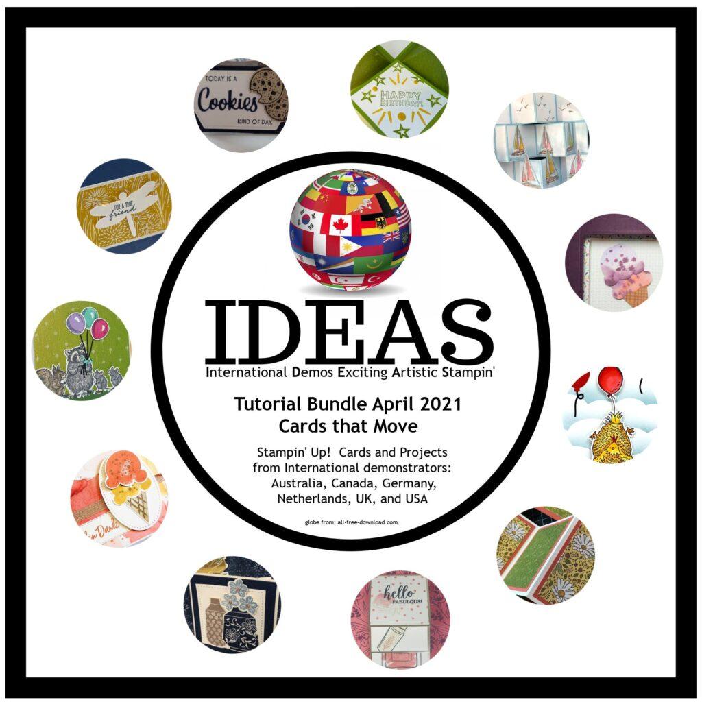 IDEAS APRIL2021 Banner