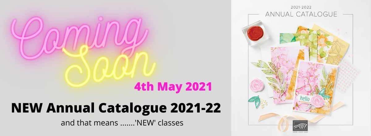 NEW Annual Catalogue - Coming soon