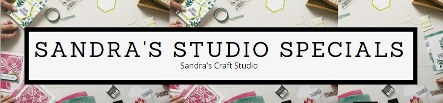 Sandra's Studio Specials