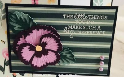 Pansy Petals Suite – New Annual Catalogue 2021