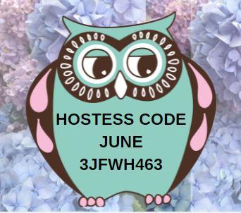 Shop Stampin' Up! Hostess Code June 2021