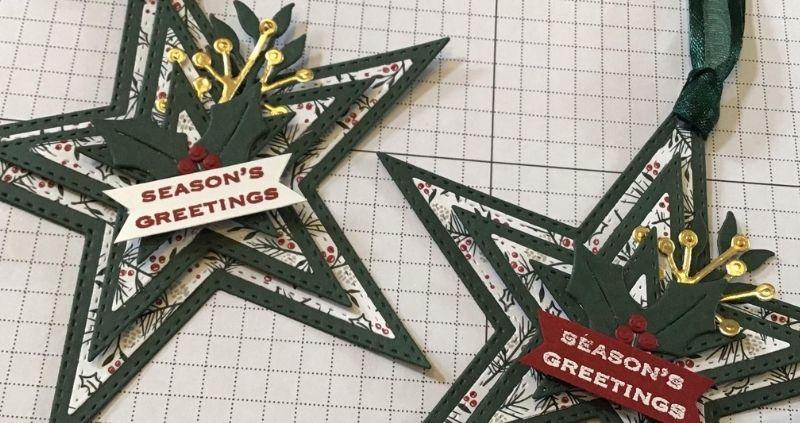 Tidings of Christmas for Stampin' Dreams Blog Hop